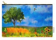Prairie Enchantment Carry-all Pouch