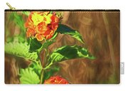 Prairie Flowers Carry-all Pouch