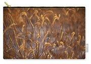 Prairie Grass Blades Carry-all Pouch