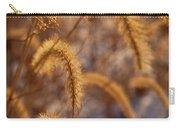 Prairie Grass Detail Carry-all Pouch
