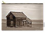 Prairie Home Sepia Carry-all Pouch