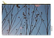 Prairie Plants Carry-all Pouch