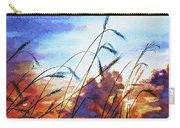 Prairie Sky Carry-all Pouch by Hanne Lore Koehler