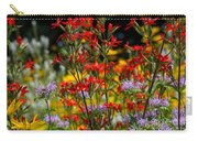 Prairie Wildflowers 2 Carry-all Pouch