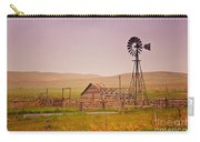 Prairie Windmill Carry-all Pouch
