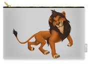 Prancing Lion Carry-all Pouch
