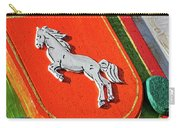 Prancing Pony Carry-all Pouch