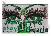 Pray For Nigeria Carry-all Pouch