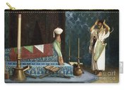 Prayer At The Sultan's Room  The Grief Of Akubar  Carry-all Pouch