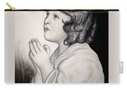Prayer Is The Master-key Carry-all Pouch