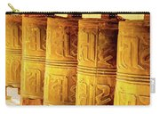 Prayer Wheels Carry-all Pouch