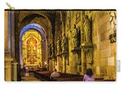 Prayers In The Cathedral Carry-all Pouch