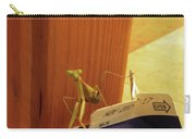 Praying Mantis II Carry-all Pouch