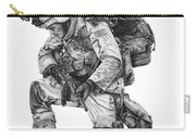Praying Soldier Carry-all Pouch