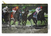 Preakness 2010 Horse Racing Carry-all Pouch