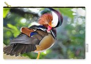 Preening Duck Carry-all Pouch