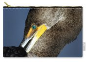 Preening Carry-all Pouch by Marty Koch