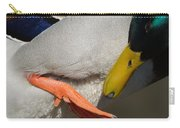 Preening - Santa Cruz, California Carry-all Pouch