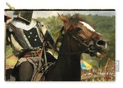 Prepare The Joust Carry-all Pouch