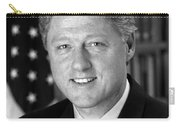 President Bill Clinton Carry-all Pouch
