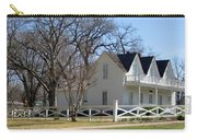 President Dewight Eisenhower Birthplace Carry-all Pouch