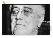 President Franklin Delano Roosevelt Carry-all Pouch by War Is Hell Store
