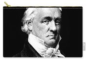President James Buchanan Graphic Carry-all Pouch