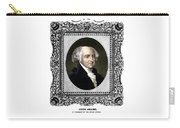President John Adams Portrait  Carry-all Pouch by War Is Hell Store