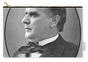 President Mckinley Carry-all Pouch by War Is Hell Store