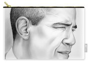 President Obama Carry-all Pouch
