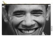 President Obama V Carry-all Pouch