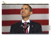 President Obama Carry-all Pouch by War Is Hell Store