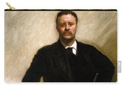 President Theodore Roosevelt Painting Carry-all Pouch