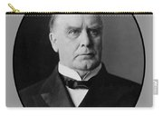 President William Mckinley  Carry-all Pouch