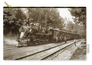 President William Mckinleys Presidential Locomotive No. 1456  May 1901 Carry-all Pouch