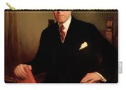 President Woodrow Wilson Carry-all Pouch