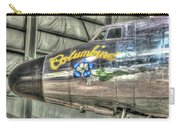 Presidential Aircraft - Lockheed Vc-121e Columbine Carry-all Pouch