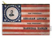 Presidential Campaign, Carry-all Pouch