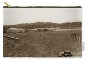 Presidio Of Monterey, Cal. Circa 1910 Carry-all Pouch