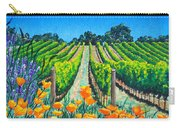 Presidio Vineyard Carry-all Pouch