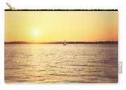 Presque Isle Sunset Carry-all Pouch