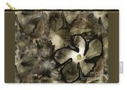 Pressed Flower Carry-all Pouch