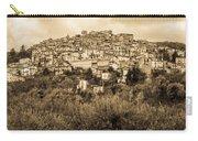 Pretoro - Landscape In Sepia Tones  Carry-all Pouch