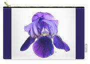 Prettiest Purple Iris Carry-all Pouch