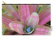 Pretty Bromeliad Carry-all Pouch