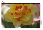 Pretty Daffodil Carry-all Pouch