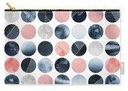 Pretty Dots Carry-all Pouch by Elisabeth Fredriksson