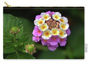 Pretty Flower Carry-all Pouch