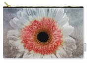 Pretty Gerbera Macro Carry-all Pouch