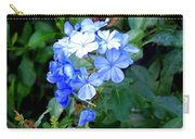 Pretty In Blue Photograph Carry-all Pouch